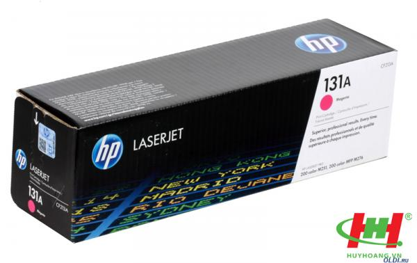 Mực in laser màu HP CF213A (HP 131A) Đỏ