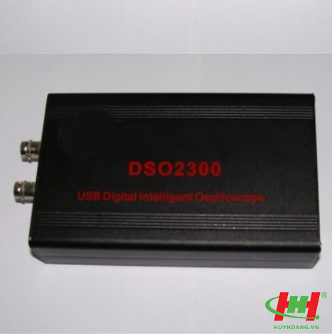 Oscilloscope USB PC DSO2300
