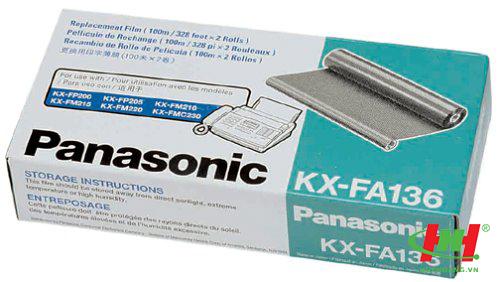 Film fax Panasonic KX-FA136A