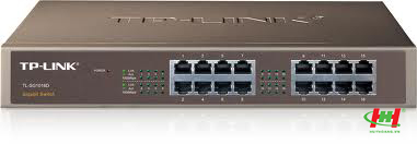 Gigabit Switch 16-port TP-Link TL-SG1016D