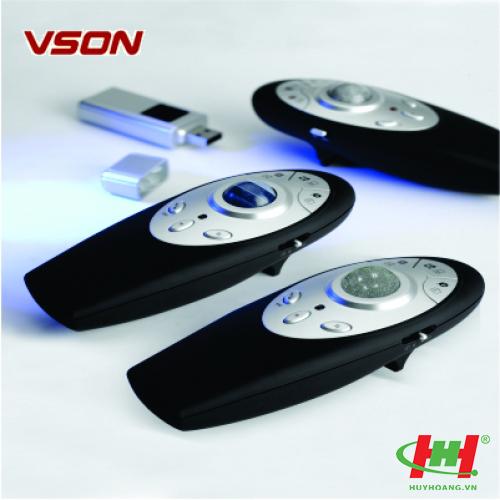 Bút máy chiếu Vson V820