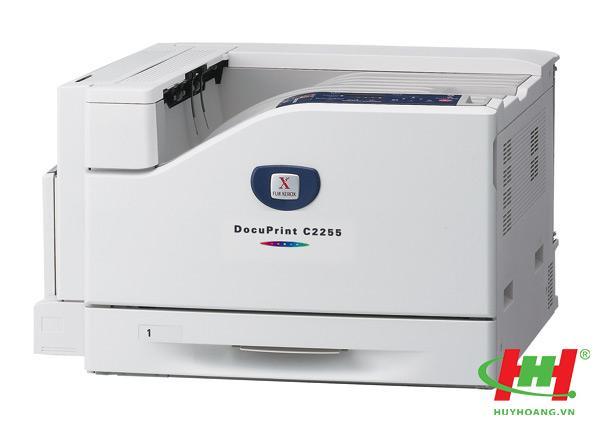 Máy in Laser màu Fuji Xerox DocuPrint C2255 (A3, In 2 Mặt,  In Mạng)