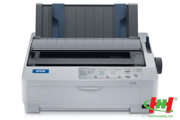 Máy in hóa đơn Epson LQ590 (A4) in kim