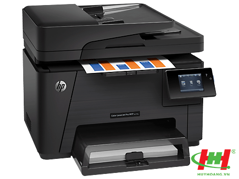 Máy in HP Color LaserJet Pro MFP M177fw Printer CZ165A (in wifi,  scan,  copy,  Fax)