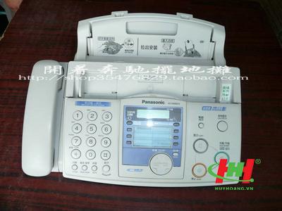Bán máy fax cũ Panasonic KX-FM383CN film