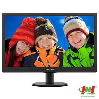 """Màn hình LCD Philips 19.5"""" 203V5LHSB2 (1600 x 900/60Hz/6 ms)"""