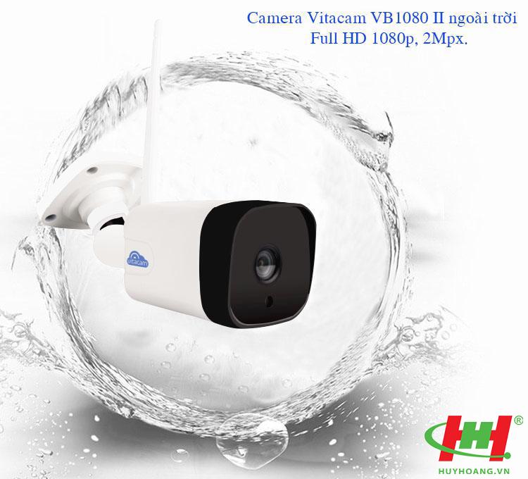 Camera IP  VB1080 II - 2.0Mpx Full HD 1080P góc siêu rộng 1/ 3