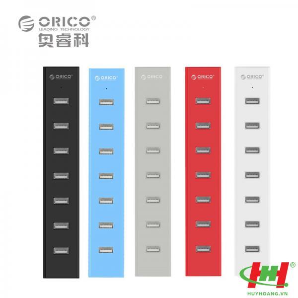 Bộ chia USB HUB 7 cổng USB 2.0 ORICO H7013-U2-10