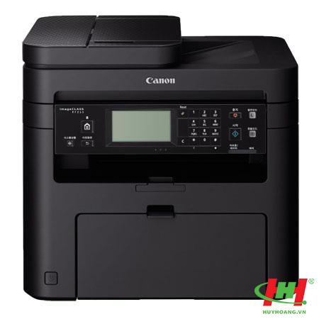 Máy in đa năng Canon MF216N Cũ (in,  scan,  copy,  In mạng,  Khay ADF)