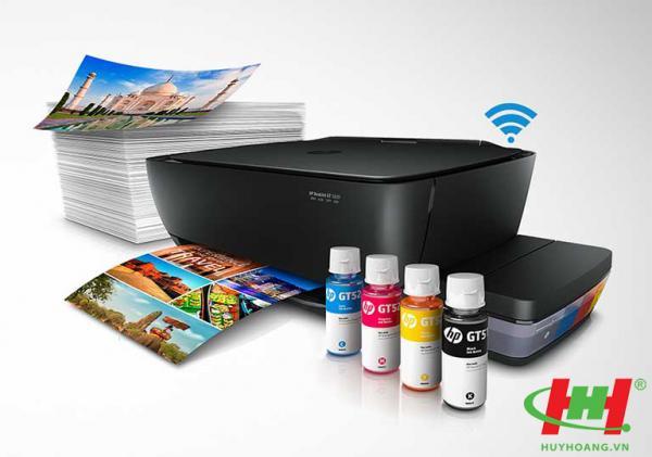 Máy in liên tục HP DeskJet GT5820 (in,  scan,  copy,  Wifi)