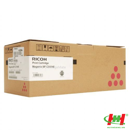 Mực máy in Ricoh SP C252HS - 407722 Magenta (6.000trang)