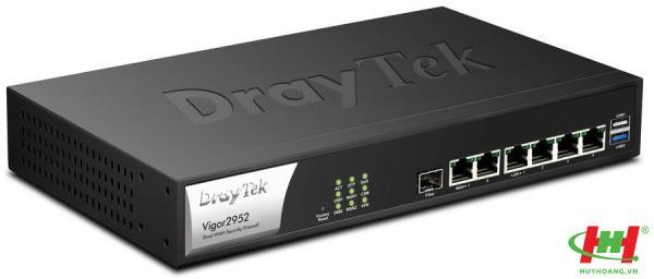 DrayTek Vigor2952 Dula Wan Fiber VPN Router