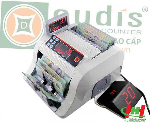 Máy đếm tiền phát hiện tiền giả Oudis 2990
