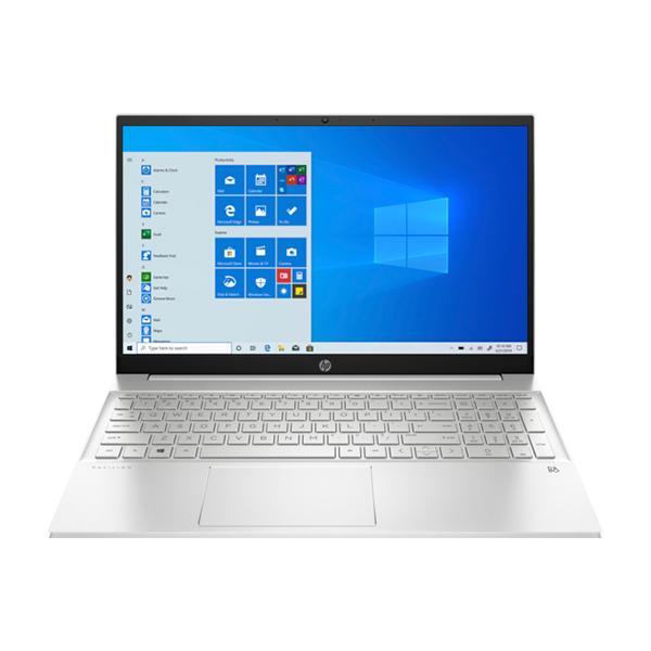 Máy tính xách tay HP Pavilion 15-eg0004TX 2D9B7PA i5-1135G7/ 4GD4/ 256GSSD/ 15.6FHD/ WL/BT/3C/ ALUp/ BẠC/ W10SL/ OFFICE/ 2G_MX450