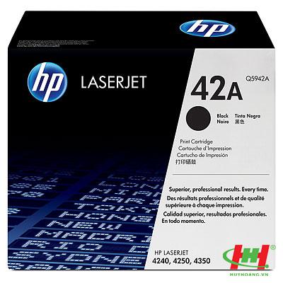 Mực in laser hp Q5942A - Mực máy in laser 4250,  4350,  4240
