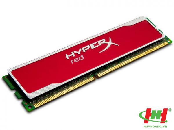 DDR3 4GB (1600) Kingston Hyper X (KHX16C9B1R) Đỏ