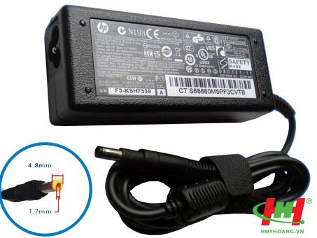 Adapter Laptop Hp 19V3.33A Đầu Thường (hp envy)