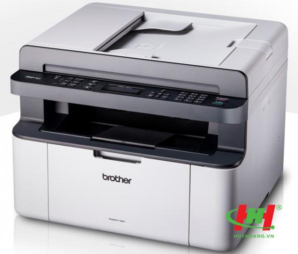 Máy in đa năng Brother MFC-1811 (In - Copy - Scan -fax - PC Fax) thay bằng 1901