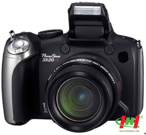 Máy chụp hình KTS CANON POWER SHOT SX20 IS
