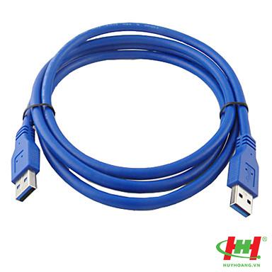 Cáp USB 2 đầu đực,  Cáp truyền tín hiệu USB
