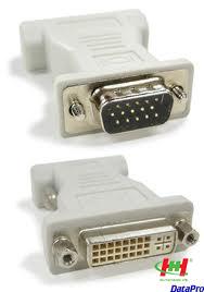 Đầu chuyển VGA to DVI