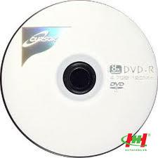 DVD trắng dùng để ghi - DVD Cursor