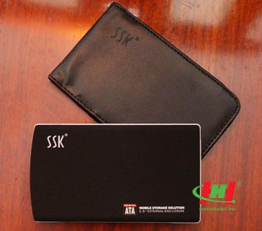 """HDD Box 2.5"""" - SSK ata"""