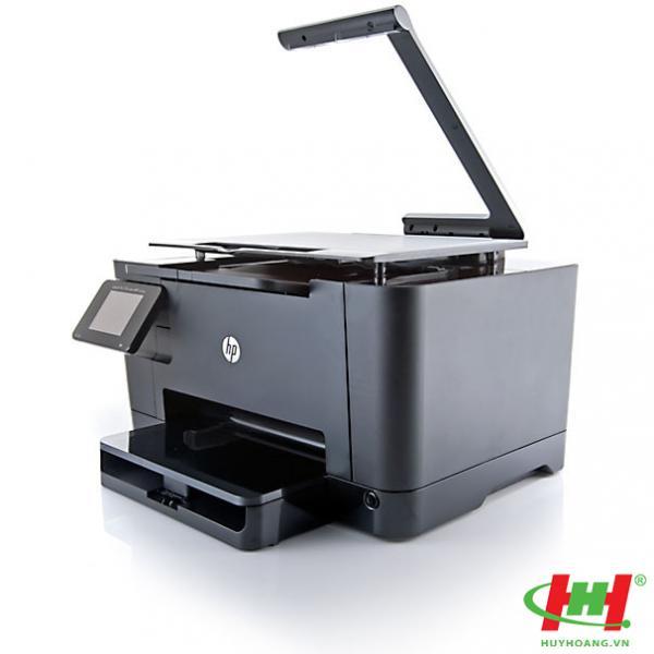 Máy in laser màu đa năng HP TopShot LaserJet Pro M275NW Printer CF040A (in,  scan,  copy ) scan 3D