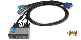 Switch KVM DLink DKVM-121