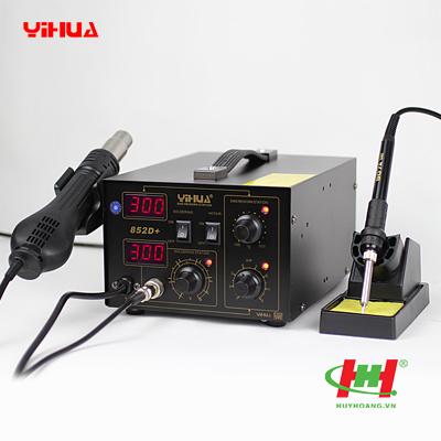 Máy hàn khò chỉnh nhiệt YH-852D+