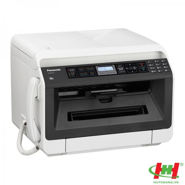 Máy in Panasonic KX-MB2120 (Print,  Copy,  Scan,  Fax,  Tel,  PC fax,  in 2mặt) Không Mực