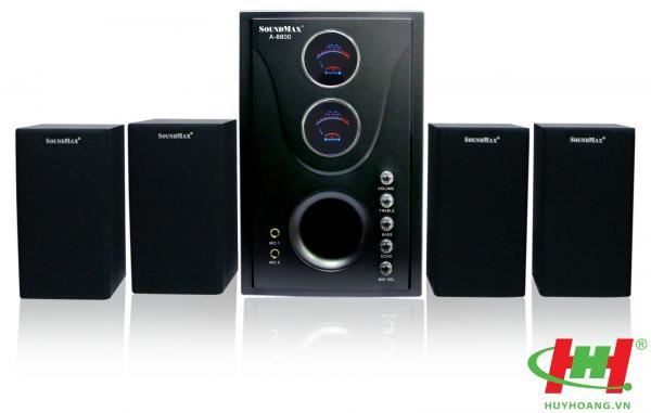 Loa SoundMax A-8800 4.1 (thay bằng A-8900)