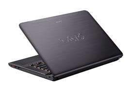 Máy tính xách tay Laptop Sony SVE14A26CV (Bạc/ Xám kim loại) Màn hình cảm ứng