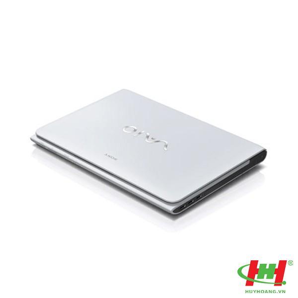 Máy tính xách tay Laptop Sony SVE14126CV (Trắng/ Đen)
