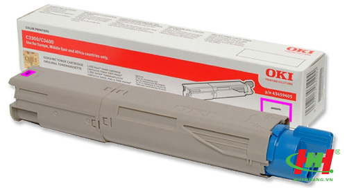 Mực laser màu Oki C3600 Magenta Toner 1.5K