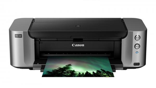 Máy in màu Canon Pixma Pro 100 A3 (8màu)