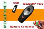 Chuột sử dụng máy chiếu laserpointer