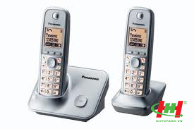Điện thoại không dây Panasonic KX-TG6612