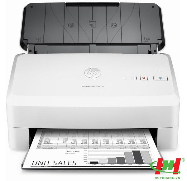 Máy Scan 2 mặt HP ScanJet Pro 3000s3 Sheet-feed L2753A