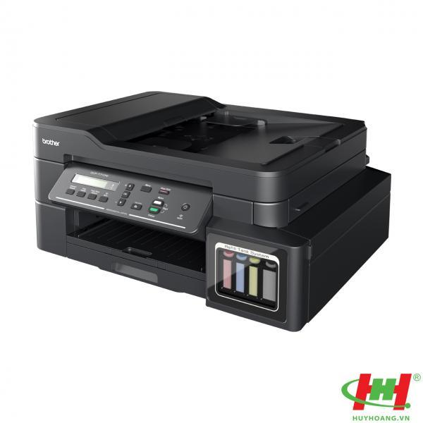 Máy in liên tục Brother DCP-T710W (In,  Scan,  Copy,  Wifi)
