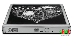 DVD RW LITEON - eNAU 508-02 - Slim