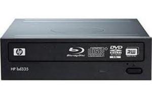 DVD RW HP ( Blu-Ray)
