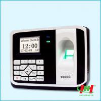 Máy chấm công và kiểm soát cửa bằng vân tay + thẻ cảm ứng RONALD JACK 5000AID