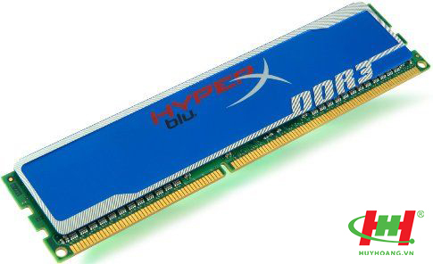 DDR3 4GB(1600) Kingston HyperX KHX1600C9D3B1/4G Xanh