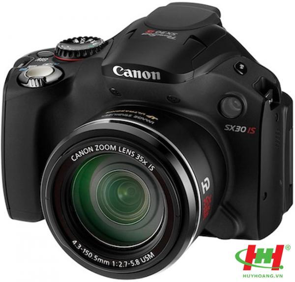 Máy chụp hình KTS CANON POWER SHOT SX30 IS
