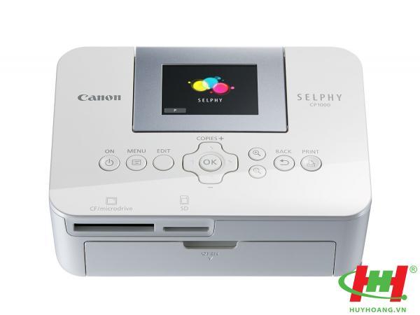 Máy in ảnh Canon Selphy CP1000 (không giấy mực KP108)