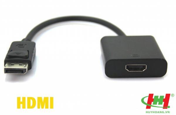 Cáp chuyển Displayport to HDMI