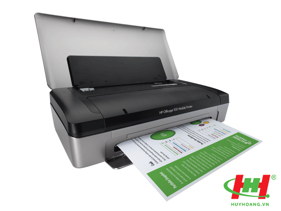 Máy in xách tay di động HP OfficeJet 100 Mobile Printer CN551A