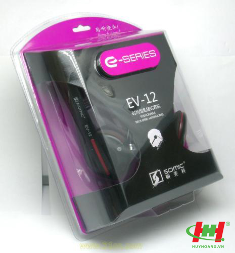 Headphone SOMIC EV-12