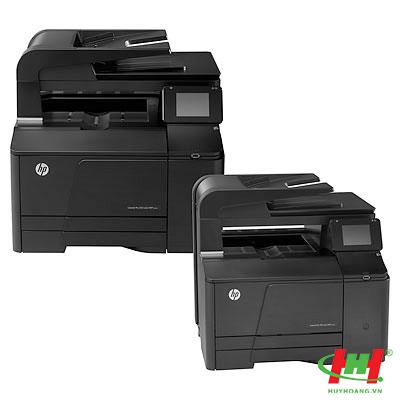 Máy in laser màu đa năng HP LaserJet Pro 200 color MFP M276NW (Print,  copy,  scan,  fax)